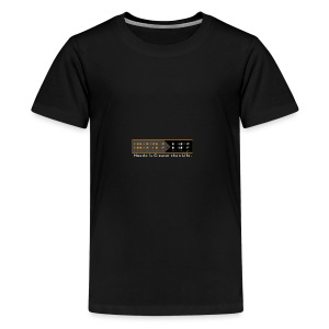 Hustle_Life - Kids' Premium T-Shirt