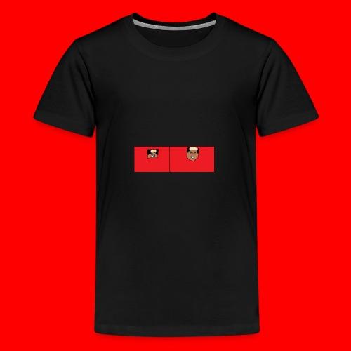 From Mining to Recording - Kids' Premium T-Shirt
