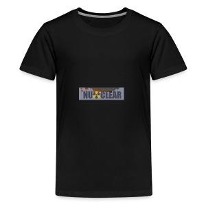 nu_clear - Kids' Premium T-Shirt