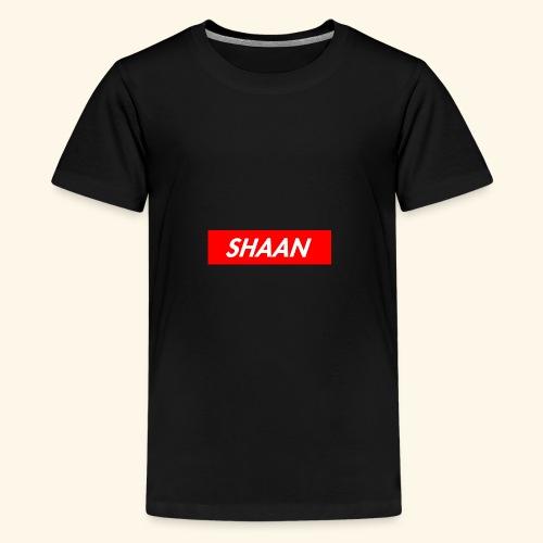 SHAAN X SUPREME - Kids' Premium T-Shirt