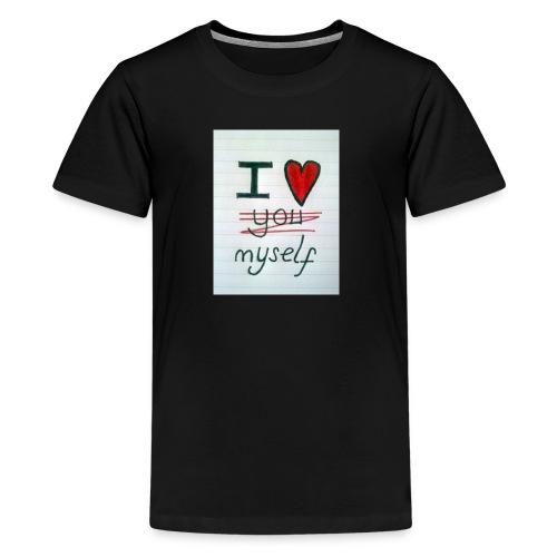 I love myself tshirts - Kids' Premium T-Shirt