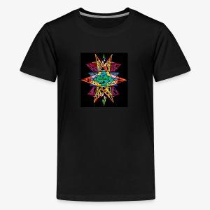 Fractured Star - Kids' Premium T-Shirt
