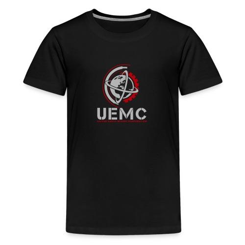 UEMC Logo Grey - Kids' Premium T-Shirt
