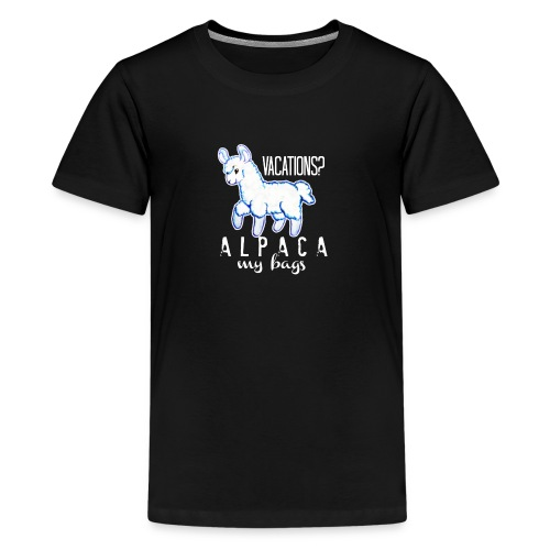 alpacamybags - Kids' Premium T-Shirt