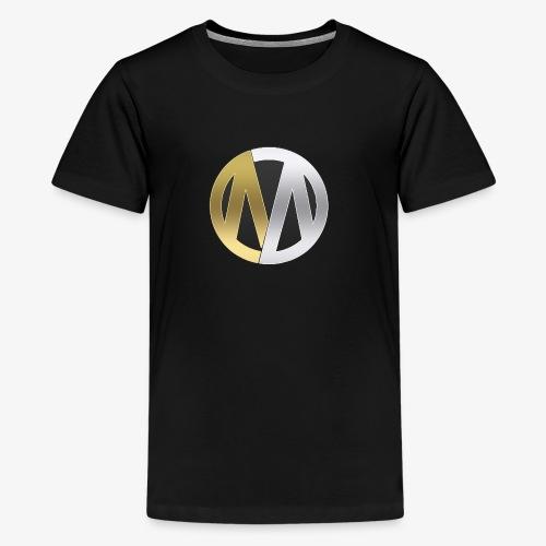 MineOps Logo - Kids' Premium T-Shirt
