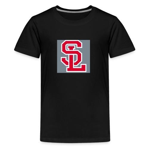 My name initials - Kids' Premium T-Shirt