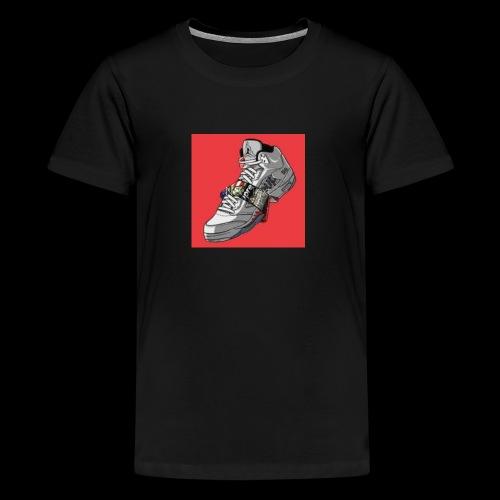 Jordans supreme - Kids' Premium T-Shirt