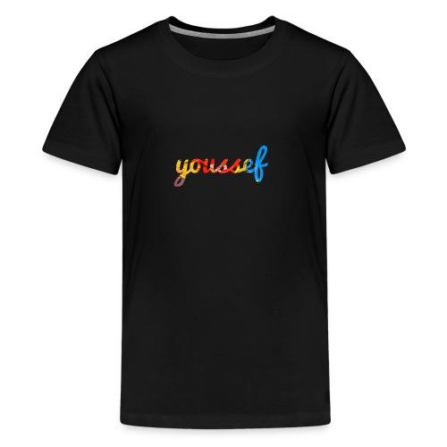 yousef - Kids' Premium T-Shirt