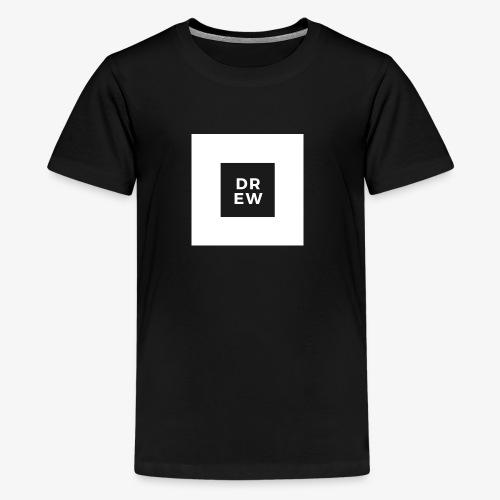 Official Drew Vlogs Merchandise - Kids' Premium T-Shirt
