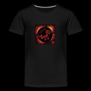 Ninja 2.0 Album Cover - Kids' Premium T-Shirt