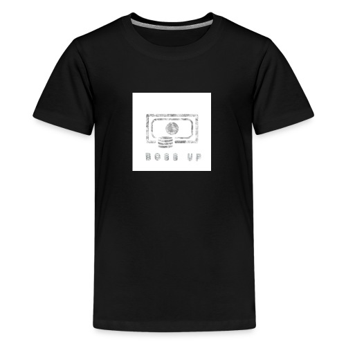 Boss up - Kids' Premium T-Shirt