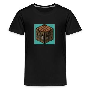TheCrafters Logo - Kids' Premium T-Shirt