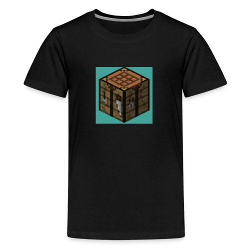TheCrafters Logo - Kids' Premium T-Shirt
