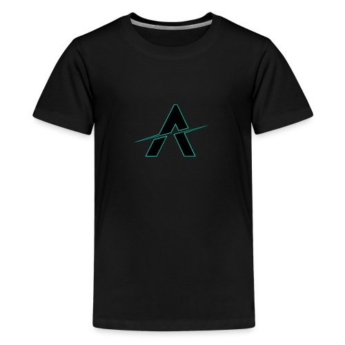 Archaea Split Logo - Kids' Premium T-Shirt