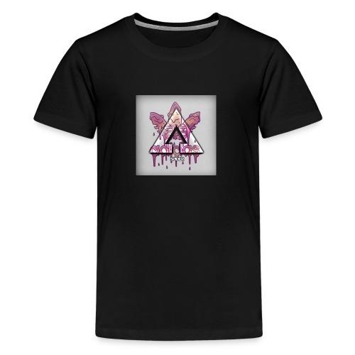 Azure Spider - Kids' Premium T-Shirt