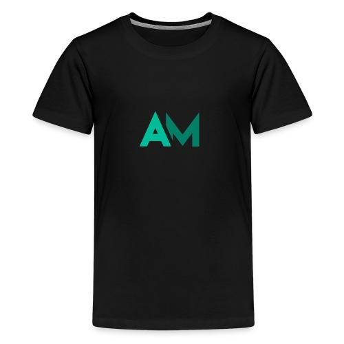André Mergulhão Logo - Kids' Premium T-Shirt