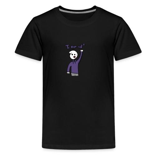 I Can Art ™ - Kids' Premium T-Shirt