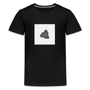 Triple Cube - Kids' Premium T-Shirt