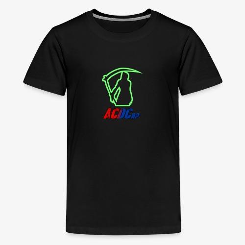 Green Stalker ACDCrp Logo - Kids' Premium T-Shirt