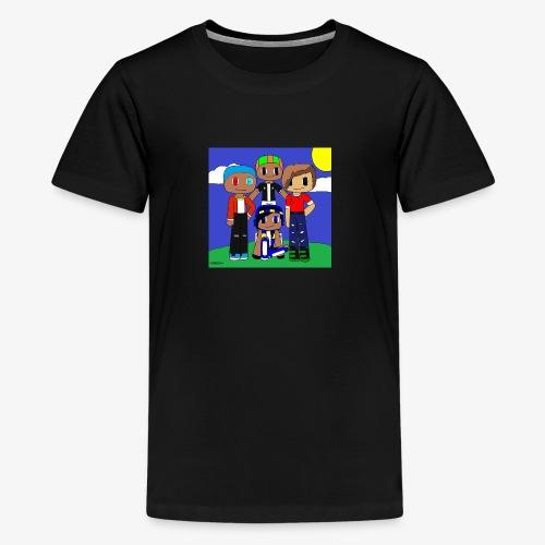 LittleDustinG Design 1 - Kids' Premium T-Shirt