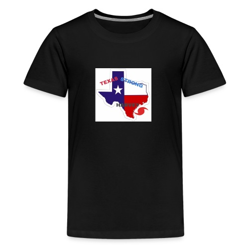 Hurricane Harvey Help - Kids' Premium T-Shirt