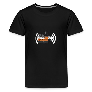 Paul in Rio Radio - Thumbs-up Corcovado #1 - Kids' Premium T-Shirt