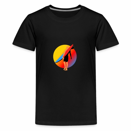 SURFER - Kids' Premium T-Shirt