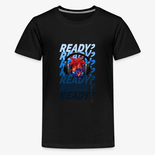 READY Heart - Kids' Premium T-Shirt