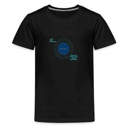 MJarvis24 7 v 2 Logo - Kids' Premium T-Shirt