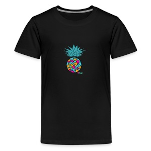 big logo. - Kids' Premium T-Shirt