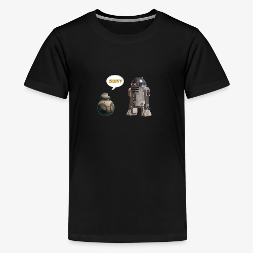 BB8 R2D2 Are you my dady? - Kids' Premium T-Shirt