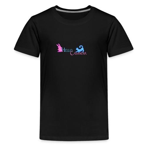 hello casanova iii - Kids' Premium T-Shirt