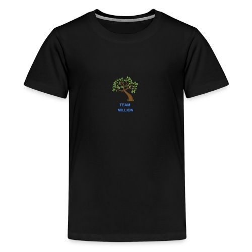 Team Million Logo - Kids' Premium T-Shirt