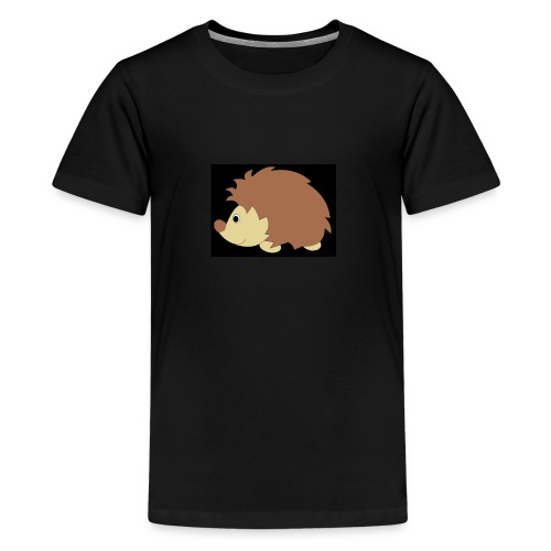 hedgehog! - Kids' Premium T-Shirt