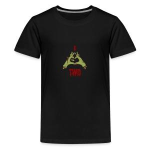 Love TWD - Kids' Premium T-Shirt