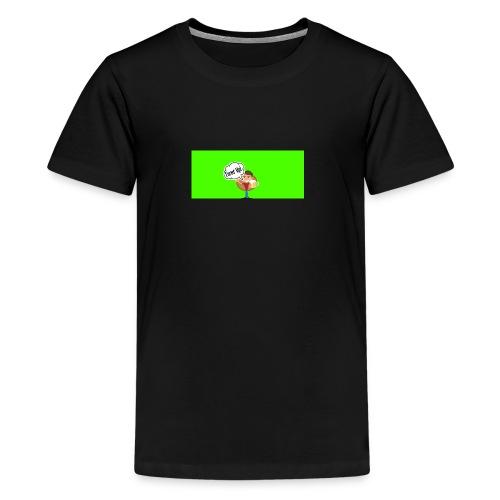 turnt up - Kids' Premium T-Shirt