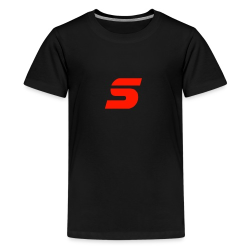 Strive Logo - Kids' Premium T-Shirt
