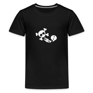 TRUMPET DIARY - Kids' Premium T-Shirt