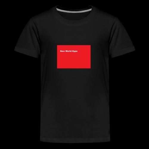 New World hype Supreme - Kids' Premium T-Shirt
