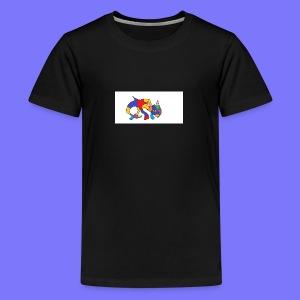 Psycho Cat - Kids' Premium T-Shirt