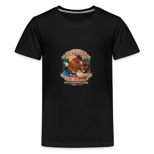 PLS-LOGO_2 - Kids' Premium T-Shirt