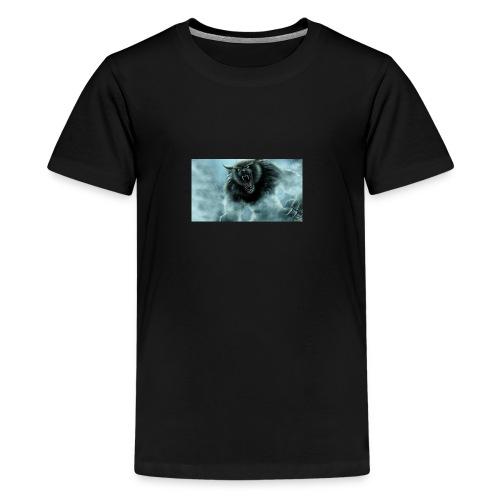werewolf 08 - Kids' Premium T-Shirt