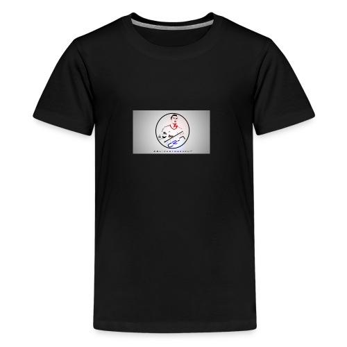 Cristiano The beast - Kids' Premium T-Shirt