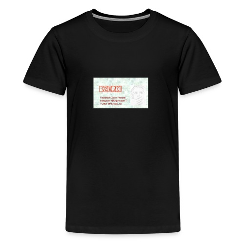Bzerki merch - Kids' Premium T-Shirt
