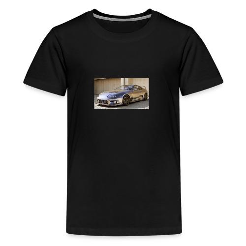 Toyota Supra Eric Fox - Kids' Premium T-Shirt