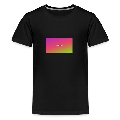 notsayingS - Kids' Premium T-Shirt