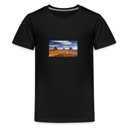 desert - Kids' Premium T-Shirt