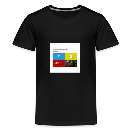 First shirt - Kids' Premium T-Shirt