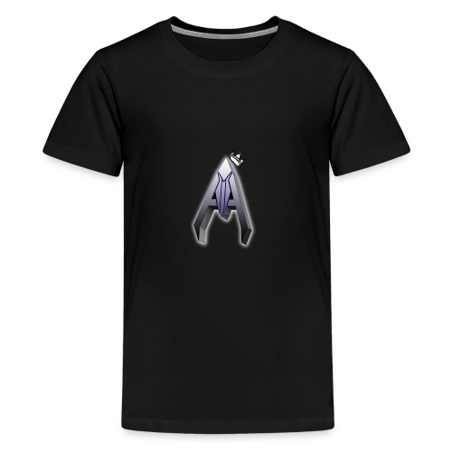 Avoh Black and white King edition - Kids' Premium T-Shirt