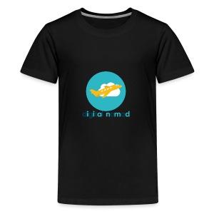 Digital nomad - Kids' Premium T-Shirt